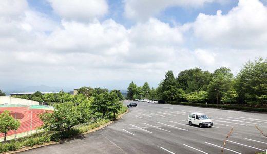 中津川公園の駐車場はココ!9つの駐車場の場所、全て教えます!