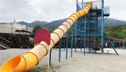 中津川公園のアスレチックは子供の遊び場!無料施設を全て紹介!