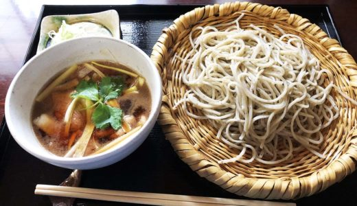 恵那峡のランチはそばで決まり!【照久庵】美味しいそばを堪能しよう!