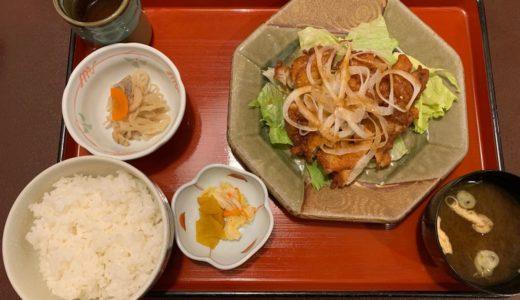 恵那駅前での食事ならここ!『 和洋亭 ますき 』