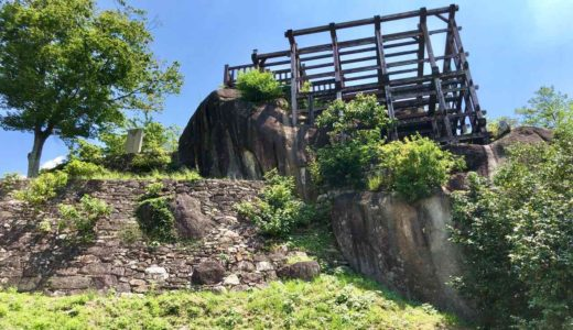 中津川の絶景『苗木城』城跡にはロマンがある!