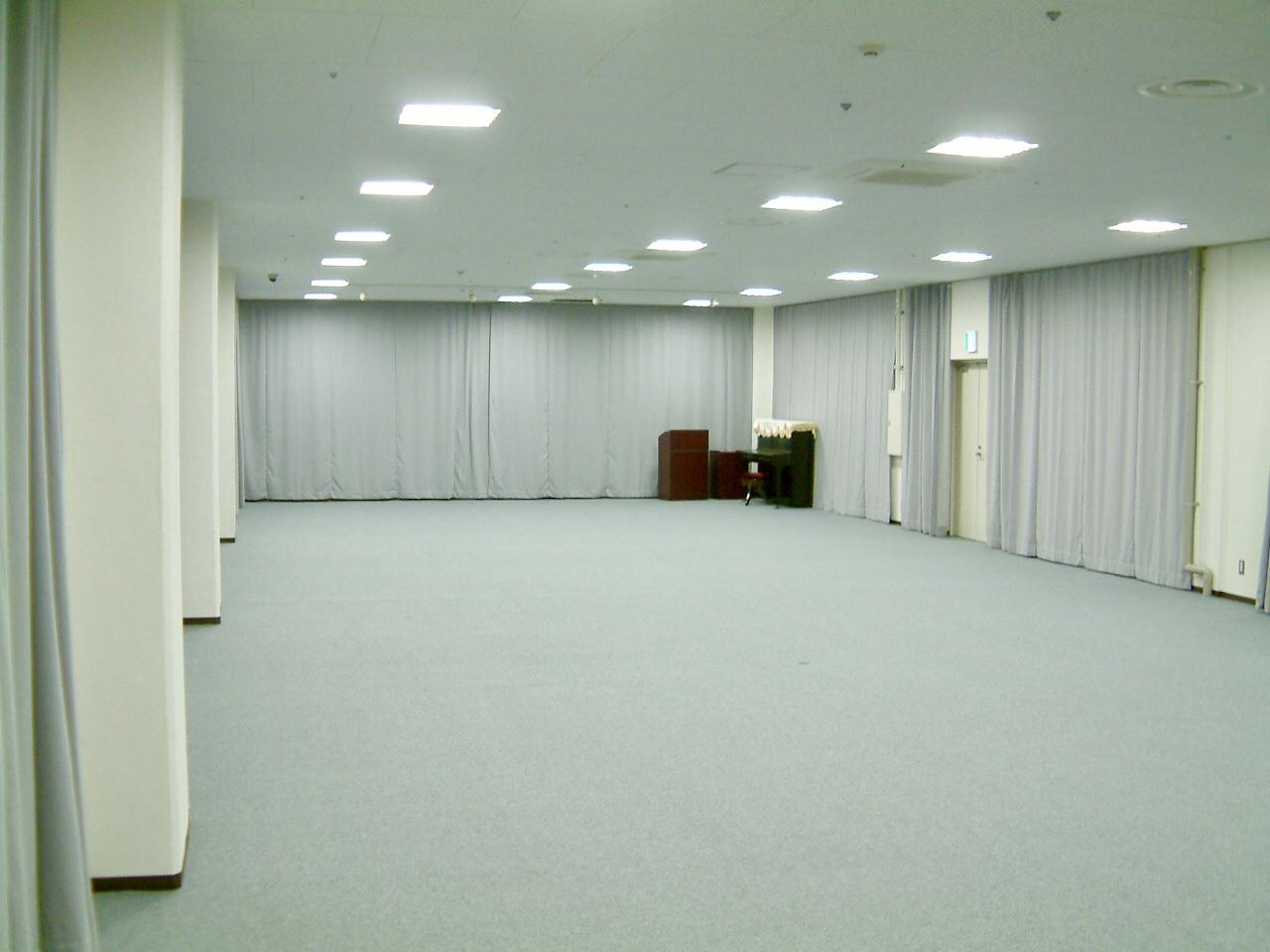 にぎわいプラザB-1ホール