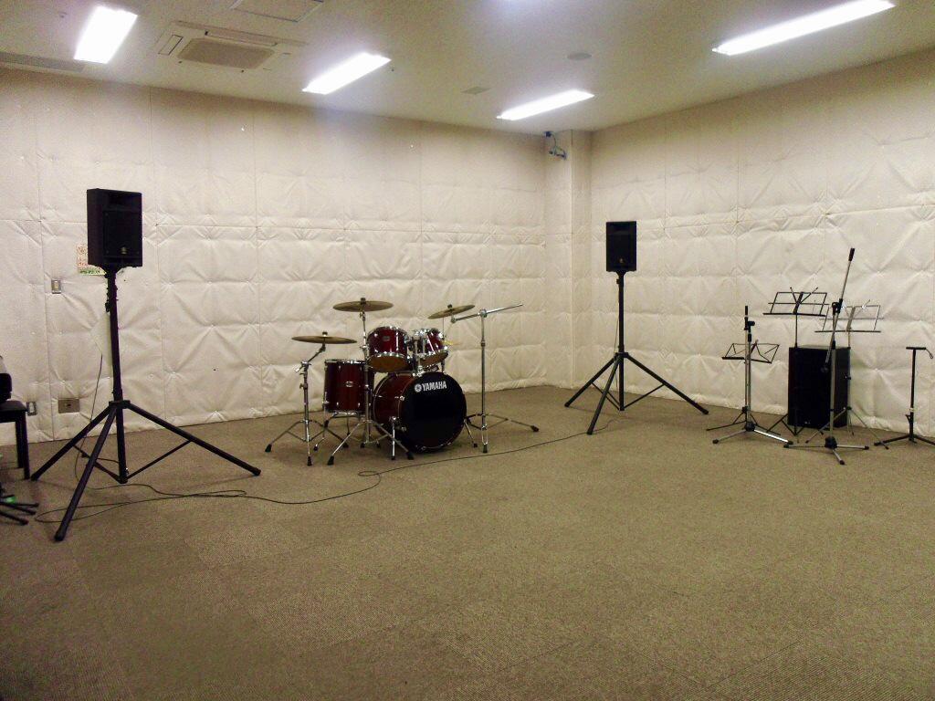 にぎわいプラザB-3練習室
