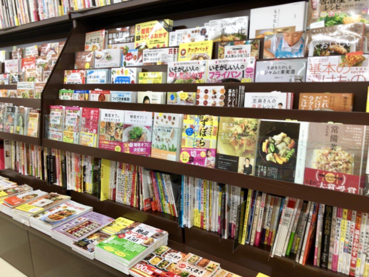 三洋堂書店アクロスプラザ恵那雑誌