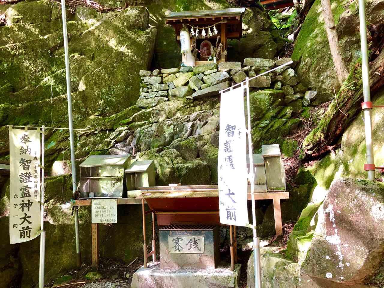 不動明王の神社
